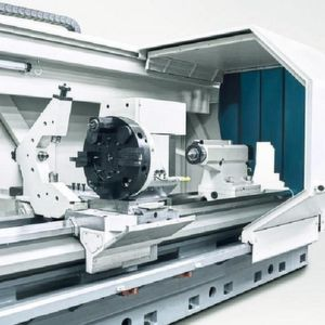 Heavy-duty lathes custom-made to fit production profile
