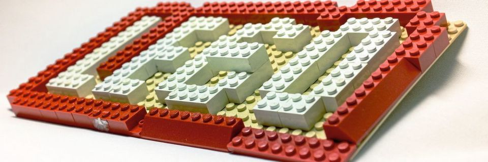 In all over the world, children grow up familiar with these for letters: Lego.