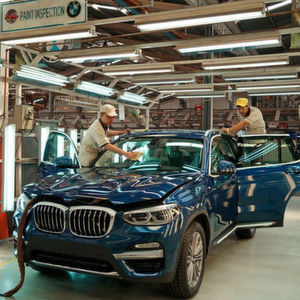 BMW is constructing a factory in Debrecen for over one billion euros.