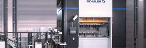 Schuler to premiere MSP 400 servo press at EuroBLECH 2018