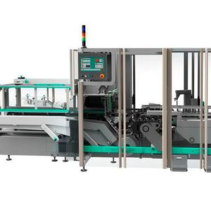 The MA 400 machine guarantees extremely fast changeover times and low maintenance.