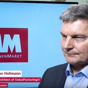 Weg mit den Hürden der digitalen Transformation- Interview mit J. Hofmann