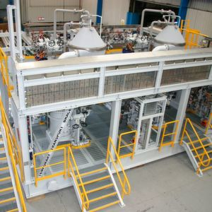 Gea has delivered two centrifuges for monoethylene glycol (MEG) purification at BP's West Nile Delta offshore natural gas field in Egypt.