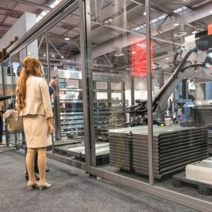 Bystronic presents 'World class manufacturing'