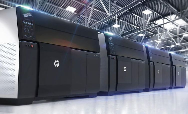 HP kündigt auf der International Manufacturing Technology Show an, künftig mit der Metal Jet Technology in