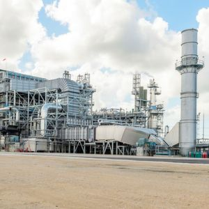 Air Products is going to build a world-scale liquid hydrogen plant at its La Porte, Texas Facility. The image shows the industrial gases plant in Baytown.
