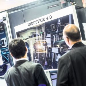 Core topics of this year's AMB in Stuttgart will be Industry 4.0 and digitisation.
