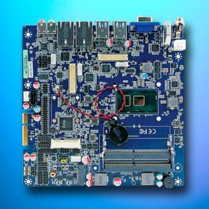 Mini-ITX-Board mit Intels Skylake-CPU