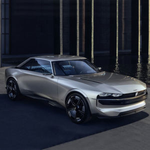 Peugeot E-Legend Concept: Neuinterpretation eines Klassikers