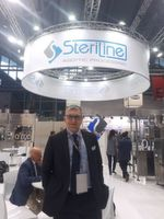 Federico Fumagalli Chief Commercial Officer bei Steriline