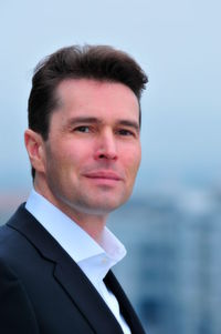 Dr. Marcel Vollmer ist Chief Digital Officer bei SAP Ariba.