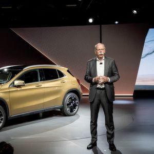 Die Autos der Ära Zetsche: SUVs, Cabrios und viele PS