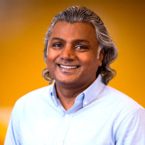 Ravi Mayuram, CTO and Senior Vice President of Engineering bei Couchbase.