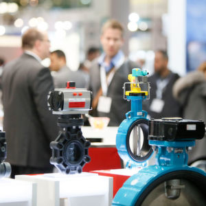 Armaturen-Messe Valve World Expo ausgebucht
