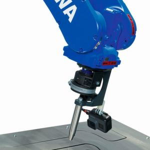 Automated handling by Yaskawa