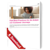Fünf Best Practices für die Analyse von Customer Journeys