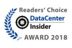 Die DataCenter-Insider Readers' Choice Awards 2018.