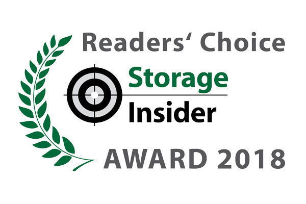 Die Storage-Insider Readers' Choice Awards 2018.