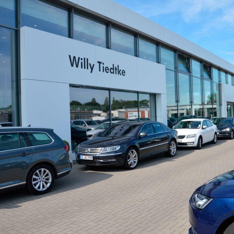 Auto Wichert Will Willy Tiedtke übernehmen