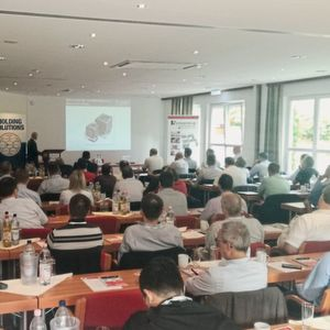 Full house in Bensheim: The Technology Days organised by Synventive brought tool and mould makers together with experts in surface technology.