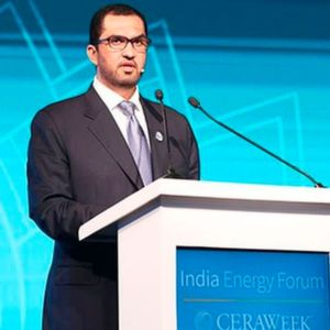 H.E. Dr. Al Jaber participated in the Ceraweek India Energy Forum, where he highlighted the key role the UAE will play in providing the energy that will drive India's economic expansion over the next two decades.
