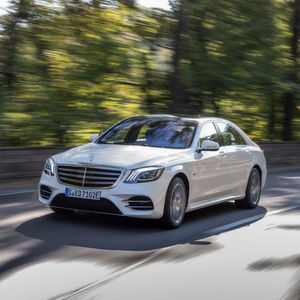 Mercedes-Benz S 560 e: Luxuriöser Plug-in-Hybrid