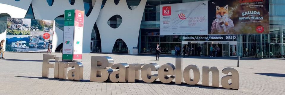 Der vierte IoT Solutions World Congress fand vom 16.-18. Oktober 2018 in Barcelona statt.