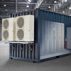 Plug-and-Play-Rechenzentrum im Container