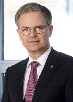 Dr. P. Anders Ingemarsson, President & CEO of Makino Europe.