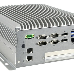 Lüfterloser Embedded-PC für Mission Critical Systems