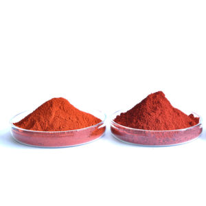 Due to their properties, micronized iron oxide pigments from Lanxess are mainly used in technically demanding paints and coating systems and for coloring plastics.