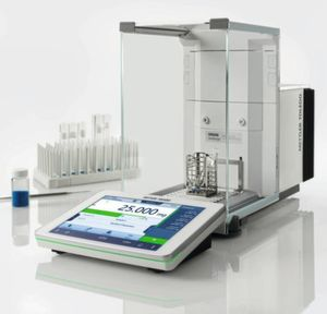 Thanks to smart quality assurance features, XPR analytical balances deliver valid results. Seamlessly integrating into an existing information system, XPR analytical balances support the requirements for security, efficiency and compliance.