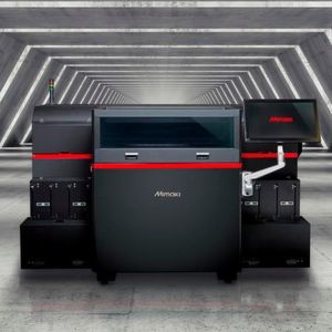 The 3DUJ-553 3D printer prints in over 10 million colours with consistent and repeatable results.