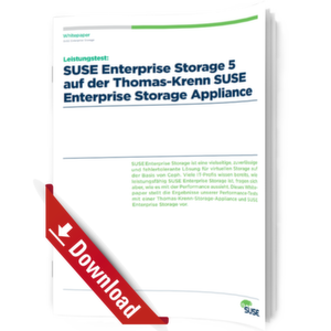 Unter der Lupe: SUSE Enterprise Storage 5