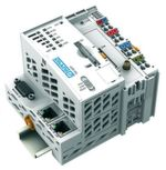 The Nivulink Control is a compact controller for PLC systems that supports network and fieldbus interfaces and is based on ...