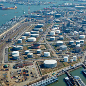 Exxon Mobil started a new unit at its Antwerp refinery to produce high-value transportation fuels.