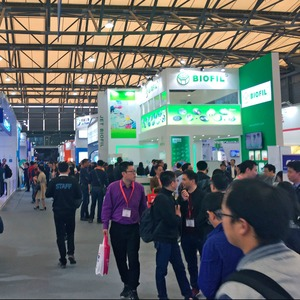 Record Numbers for Laboratory Technology, Analysis and Biotechnology Trade Fair in China