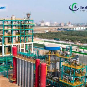 The new plant will help India in saving a significant part of its hydrogen peroxide import bill.