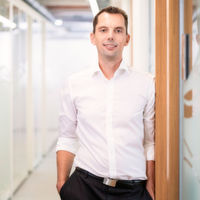 Hendrik Flierman, Global Sales Officer, G Data