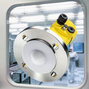 Druck- und Füllstandsensoren meistern komplexe Messungen in der pharmazeutischen Produktion