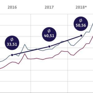 Luxusgut Strom – Preise in den letzten zwei Jahren nahezu verdoppelt