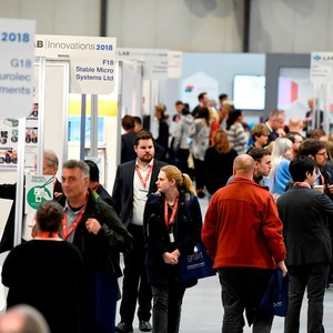 Trade Show in Britain Beats All Records
