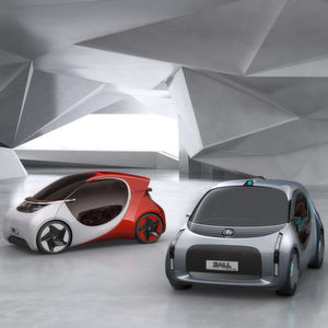 BASF and Chinese OEM Co-Develop Electric Concept Cars