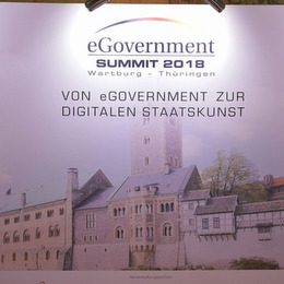 eGovernment Summit 2018