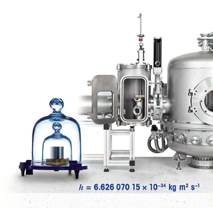 The kilogram will be defined in terms of Planck's constant and calculated on the basis of
