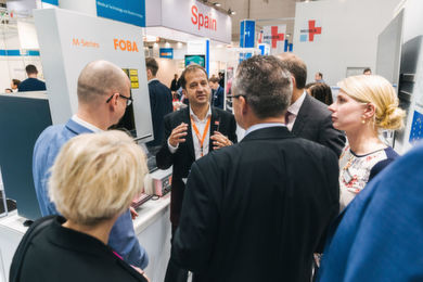 Die Highlights der Compamed 2018 in 30 Bildern