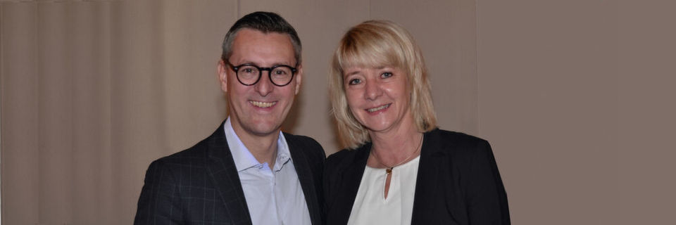 Allexander Maier, Chief Country Executive bei Ingram Micro Deutschland, und Birgit Nehring, Director Cloud & Software, treiben bei dem Distributor das Cloud-Geschäft voran.