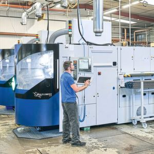Bontaz has four Multiswiss 6x16 multi-spindle machines; another five are on order. The machines score top marks with the quality of the manufactured parts and the short set-up times.