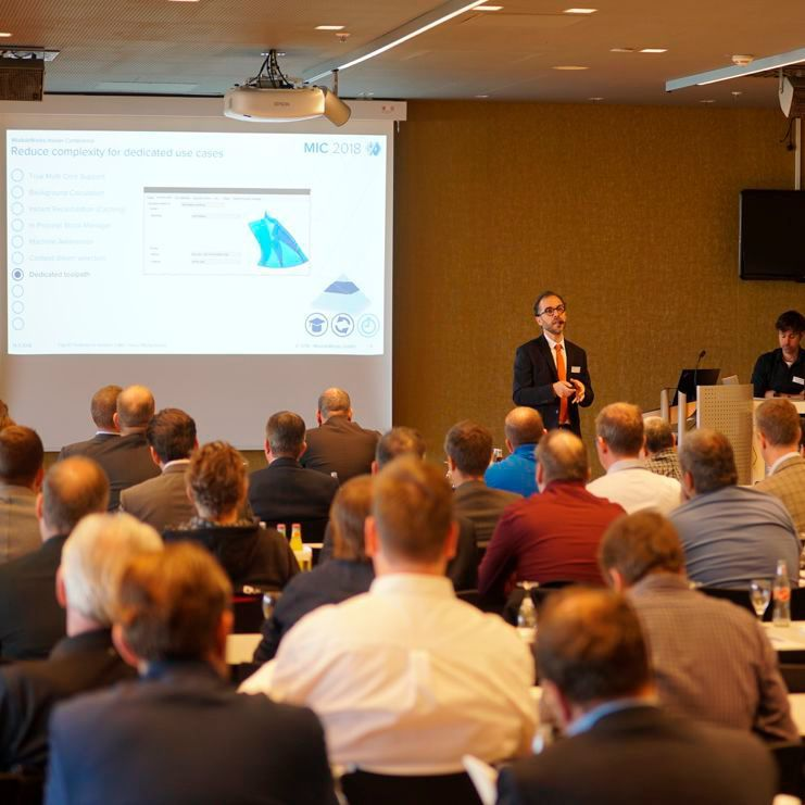 Among the experts at the forum were keynote guest speakers from Siemens PLM Software, Huron Graffenstaden