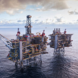First Oil — BP Starts Up Clair Ridge Offshore Project